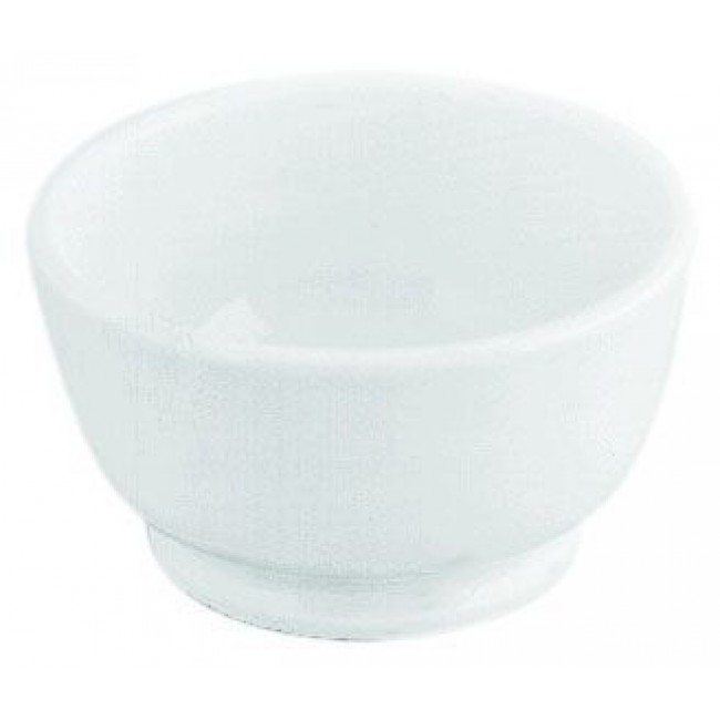 Bol à gratinée sans oreilles blanc 45cl en porcelaine - Pillivuyt