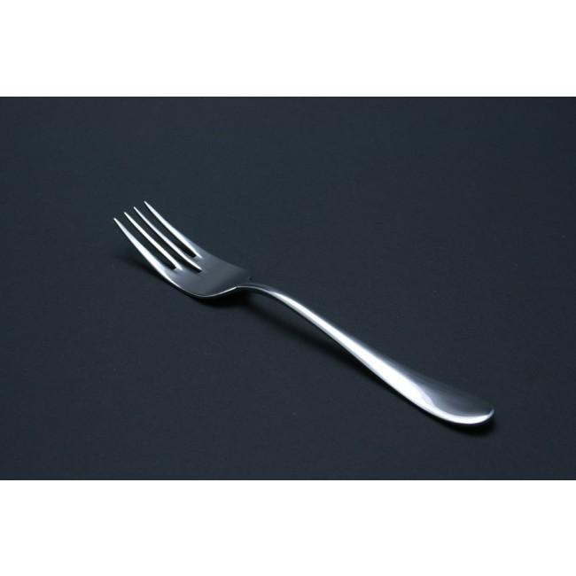 Fourchette à poisson en inox 18/10 - Lot de 6 - Natura - Mepra