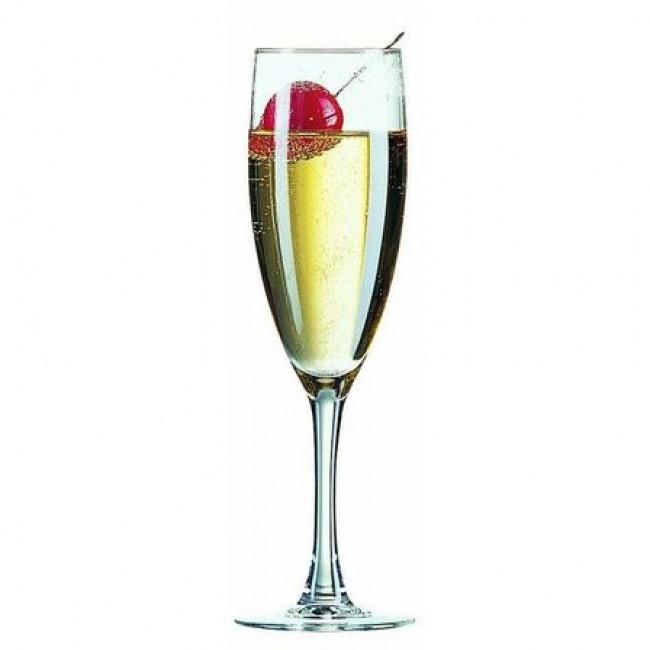 Flûte à champagne 15cl - Lot de 6 - Princesa - Arcoroc