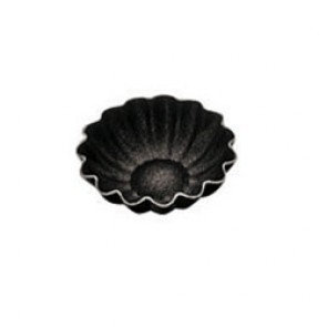 Moule à mini tartelette cannelée ronde Ø 4,5cm - Mini tartelette - Paderno