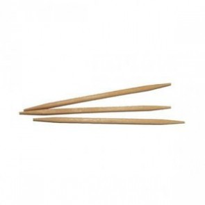 Cure dents ronds en bois 6,8cm 2 pointes x 1000