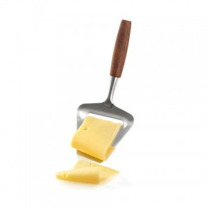 Mini Tranchette à fromage manche en bois - Pro - Boska