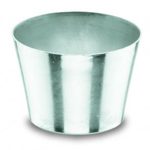Moule à flan en aluminium Ø 7cm  - A l'unité - Moule à flan -Lacor