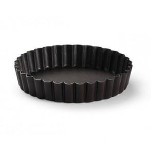 Moule à tartelette cannelé 5cm en métal anti-adhérent - Paderno