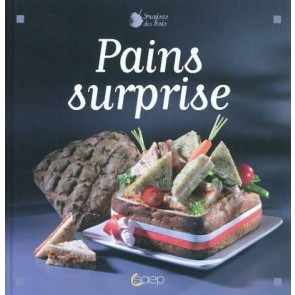 "Livre ""Pains Surprise"" - 67 pages"