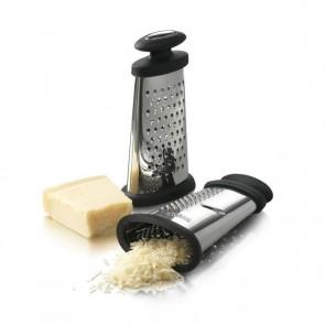 Râpe à fromage en inox 16cm - Trio