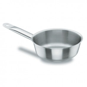 Sauteuse conique en inox 18/10 - Ø 20 cm - Chef Classic - Lacor