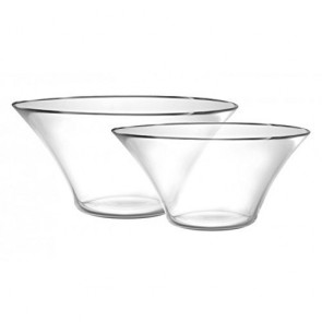 Coupelle conique transparent 16,9cm en verre - Season's Bar - Arcoroc
