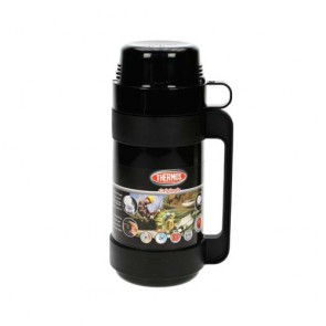 Bouteille isotherme 50cl noir - Mondial - Thermos