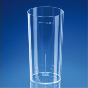 Verre/verrines transparent 20cl en plastique injecté - lot de 50 - Verrine apéritives - AZ Boutique