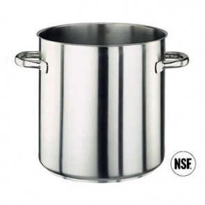 Marmite traiteur induction en inox 18/10 - Ø 50 cm - Série 1000 - Paderno