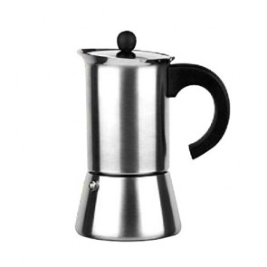 Cafetière inox express 0,5 litres - Ibili