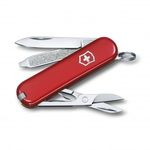 Couteau suisse classic sd 7 fonctions rouge - victorinox