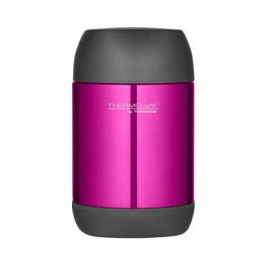 Porte aliment isotherme 50cl rose galcé - GS Series - Thermos