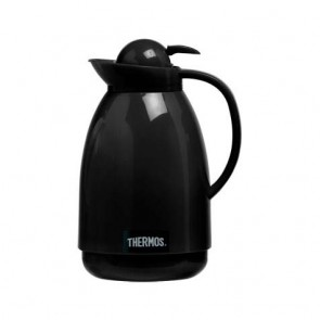 Carafe isotherme inox 1L noire - Patio - Thermos