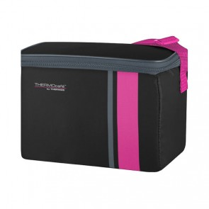 Sac isotherme 4L noir et rose- Neo - Thermos