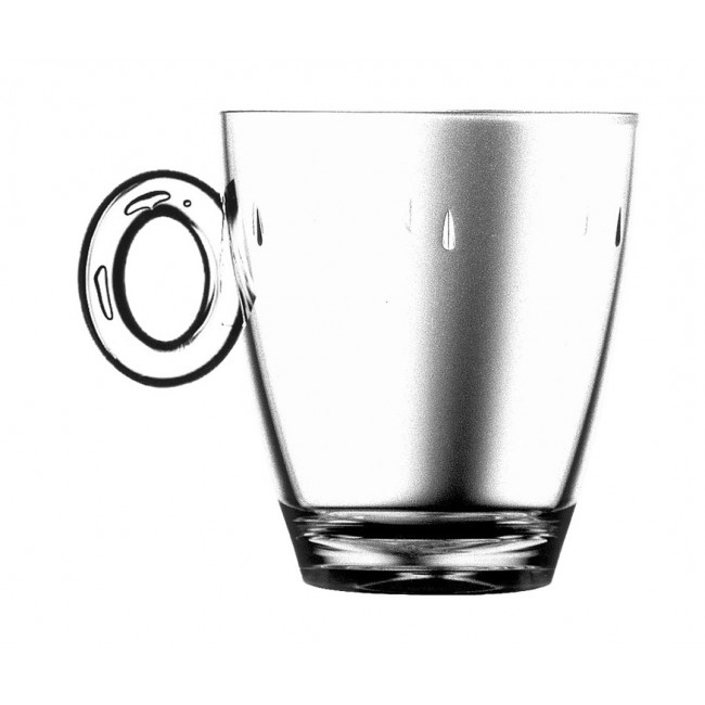Mug glace 33cl en polycarbonate - Lot de 6