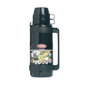 Bouteille isotherme 1L noir - Mondial - Thermos