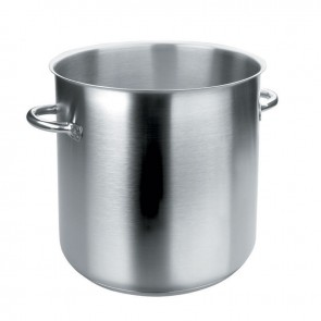 Haut faitout induction sans couvercle en inox 18/10 - Ø 16 cm - Eco Chef - Lacor
