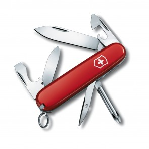 Couteau suisse tinker small 12 fonctions rouge - victorinox