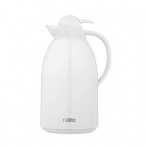 Carafe isotherme inox 1.5L blanche - Patio - Thermos
