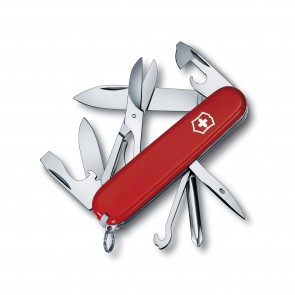 Couteau suisse super tinker 14 fonctions rouge - victorinox