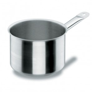 Casserole haute induction en inox 18/10 - Ø 28 cm - Chef Classic - Lacor